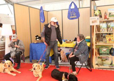 association-chiens-aveugles-foire-de-brignoles