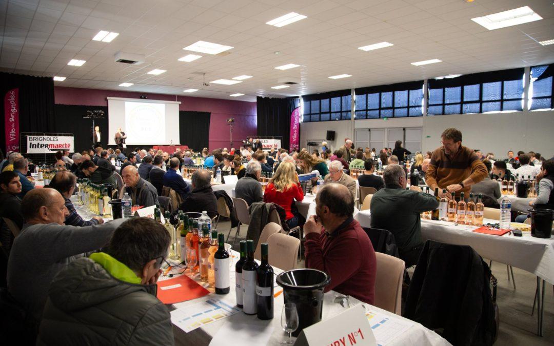 Concours des Vins et Miels de la Foire de Brignoles