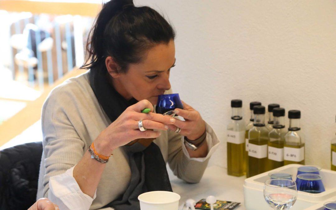 Report des Concours des huiles d'olives et des bières
